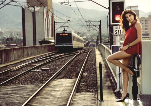 Andrea Serna Revista Gente
