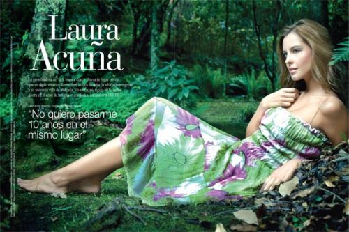 Laura Acuña / Fotografía: Ricardo Pinzón © Revista GENTE