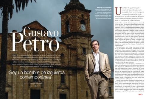Fotografía Pilar Mejía © Revista GENTE