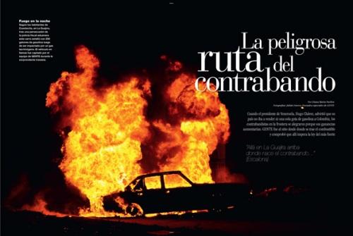 Fotografía Julián Lineros © Revista GENTE