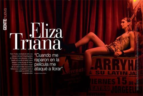 Eliza Triana Del amor y otros demonios