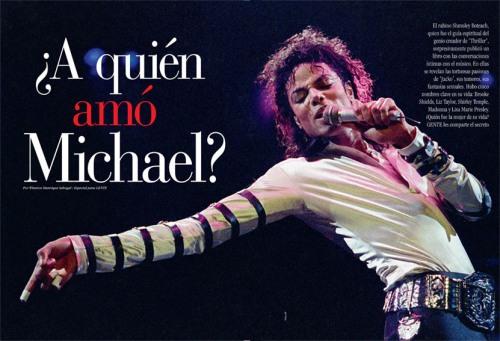 Los amores de Michael Jackson