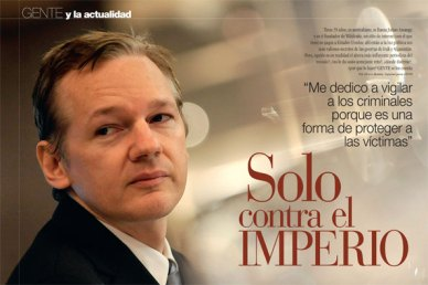 Assange, heroe o villano
